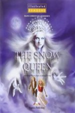 Illustrated Readers 1 The Snow Queen - Readers + CD/DVD