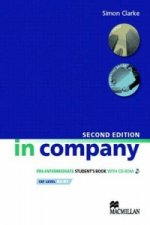 In Company  Pre Intermediate Student's Book & CD-ROM Pack 2nd Edition