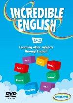 Incredible English: 1 & 2: DVD