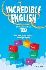 Incredible English: 1 & 2: DVD Activity Book