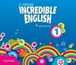 Incredible English: 1: Class Audio CDs (3 Discs)