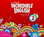 Incredible English: 2: Class Audio CDs (3 Discs)