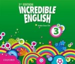 Incredible English: 3: Class Audio CDs (3 Discs)