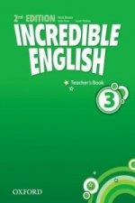 Incredible English: 3: Teacher's Book