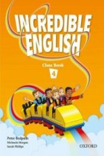 Incredible English 4: Class Book