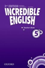 Incredible English: 5: Teacher's Book