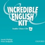 Incredible English 6: Class Audio CDs