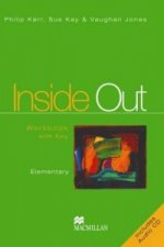 INSIDE OUT ELEMENTARY Workbook+Key+Audio CD Pack