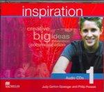 Inspiration 1 Class Audio CDx3