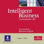 INTELLIGENT BUSINESS Intermediate Course Book Audio CD