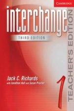 Interchange Teacher's Edition 1