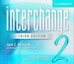 Interchange Level 2 Class Audio CDs (3)