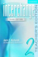 Interchange Teacher's Edition 2