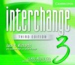 Interchange Class Audio CDs 3
