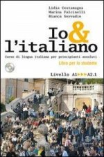 IO a L'ITALIANO libro + CD