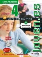Joven.es 4 Učebnice + CD