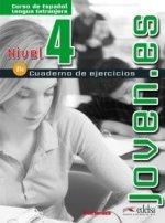 Joven.es 4 Pracovní sešit + CD