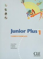 Junior plus 1 cahier d'exercices