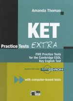 KET Practice Tests Extra Student's Book with Audio CDs (2)