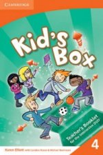 Kid's Box Level 4 Interactive DVD (PAL) with Teacher's Booklet