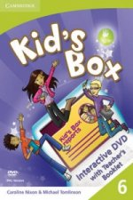 Kid's Box Level 6 Interactive DVD (PAL) with Teacher's Booklet