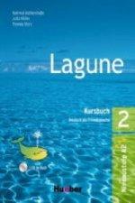 LAGUNE 2 KURSBUCH+CD