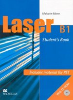 Laser B1 Intermediate Student's Book & CD-ROM Pack International