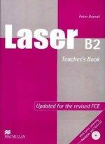 Laser B2 FCE Teacher's Book & Test CD International