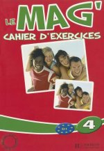 LE MAG 4 CAHIER D'EXERCICES