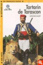 LECTURES CLE EN FRANCAIS FACILE NIVEAU 1: TARTARIN DE TARASCON + CD MP3