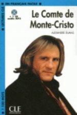 LECTURES CLE EN FRANCAIS FACILE NIVEAU 2: LE COMTE MONTE-CRISTO + CD MP3