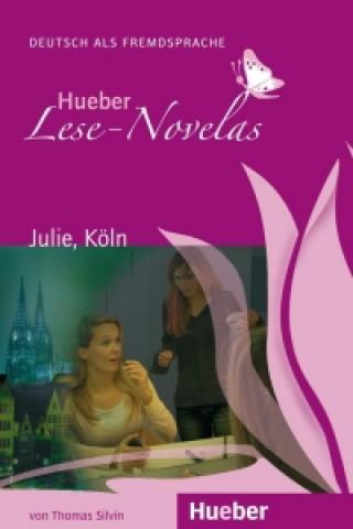Lese-Novelas Julie. Köln. Leseheft