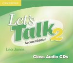 Let's Talk Class Audio CDs 2