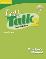 Let's Talk Teacher's Manual 2 with Audio CD