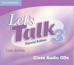Let's Talk Level 3 Class Audio CDs (3)