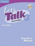 Let's Talk Level 3 Teacher's Manual