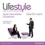 Lifestyle Upper Intermediate Class CDs