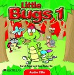 Little Bugs 1 Audio CD International x2