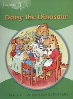 Little Explorers A: Daisy the dinosaur