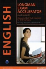 Longman Exam Accelerator Student's Book + Workbook + audio CD