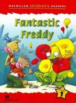 Macmillan Children's Reader Fantastic Freddy International Level 1