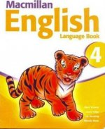 Macmillan English 4 Language Book