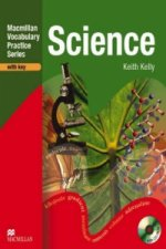 Vocab Practice Book: Science with key Pack