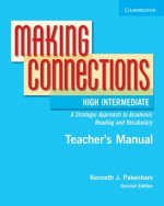 Making Connections High Intermediate Teacher's Manual
