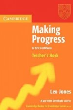 Making Progress to First Certificate Teacher's Book