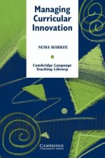 Managing Curricular Innovation