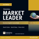 Market Leader 3rd edition Elementary Coursebook Audio CD (2)