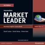 Market Leader 3rd edition Intermediate Coursebook Audio CD (2)