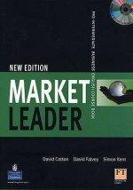 Market leader Pre-Intermediate Coursebook/Multi-Rom Pack