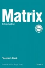 New Matrix Introduction: Teacher's Book